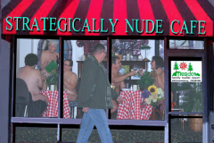 Strategically Nude Cafe